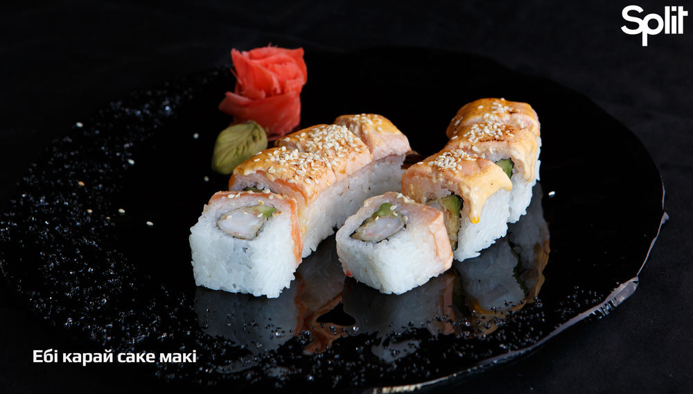 Gallery Sushi Rolls: photo №6