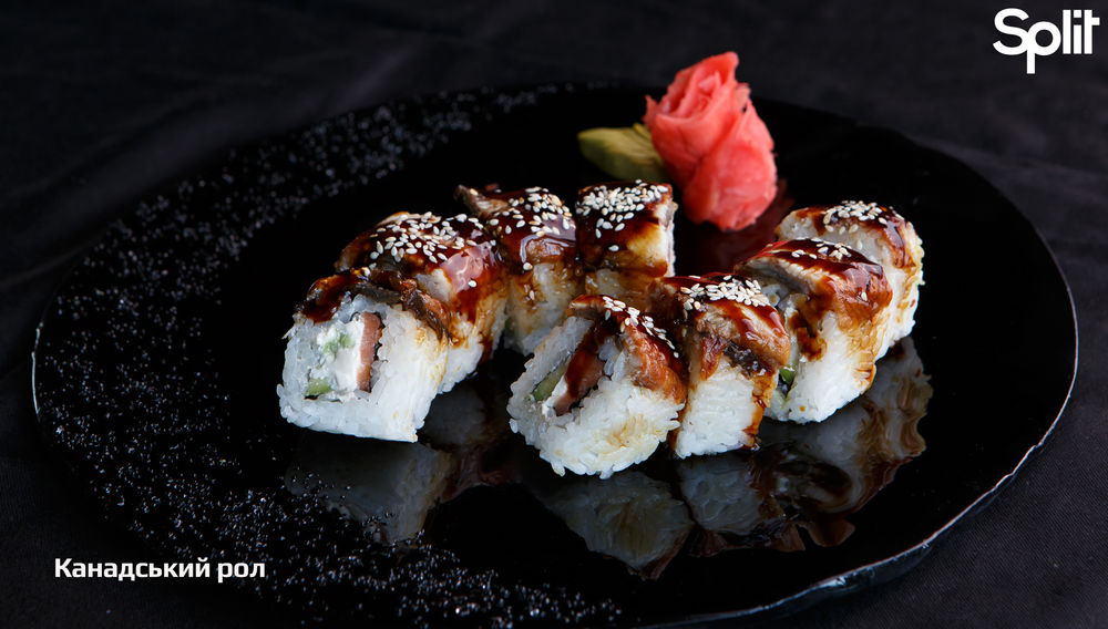 Gallery Sushi Rolls: photo №9