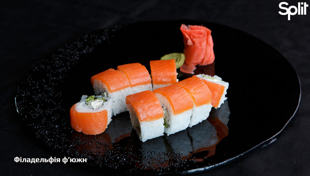Gallery Sushi Rolls: photo №7