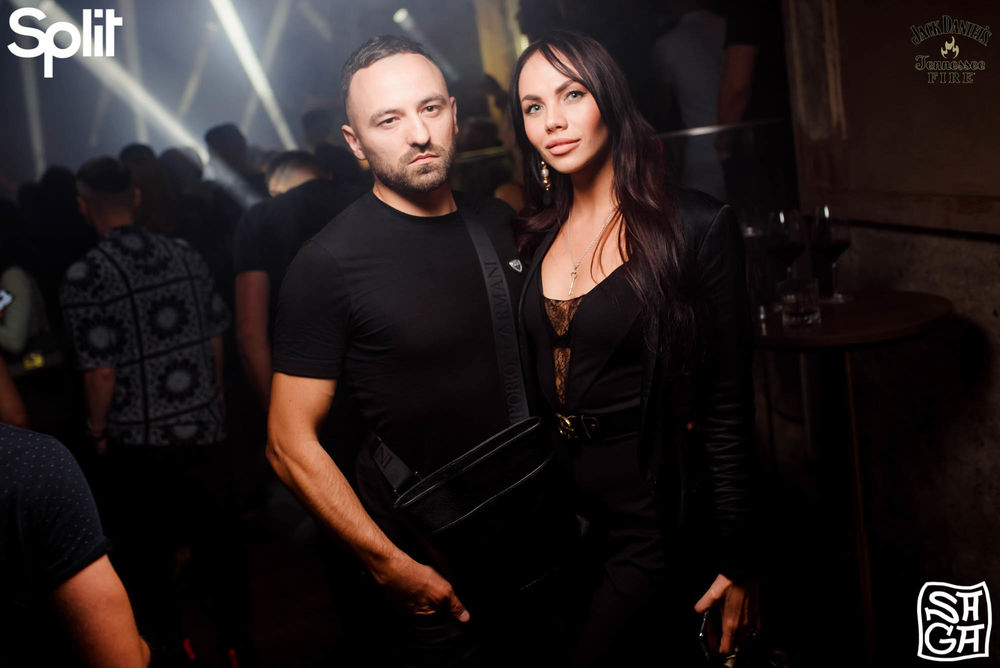 Galeria Saga (Artbat) in Split night club: zdjęcie nr5