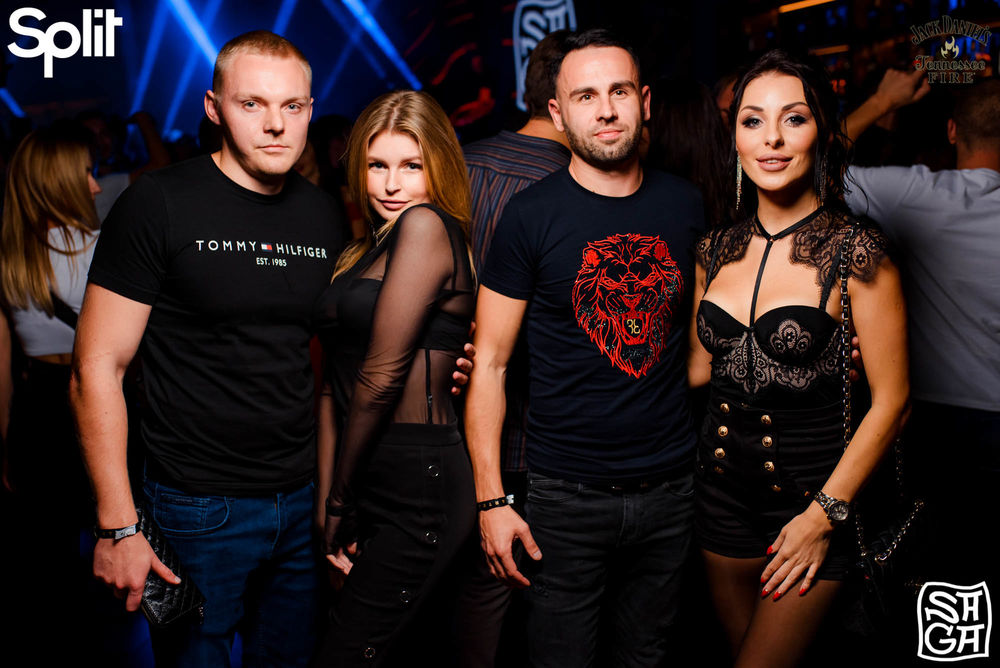 Galeria Saga (Artbat) in Split night club: zdjęcie nr39