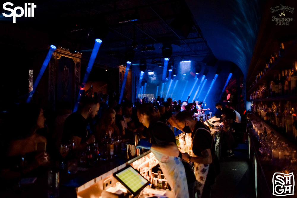 Galeria Saga (Artbat) in Split night club: zdjęcie nr73