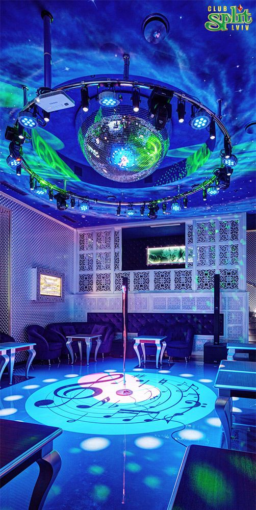 Gallery Interior of the karaoke club: photo №10