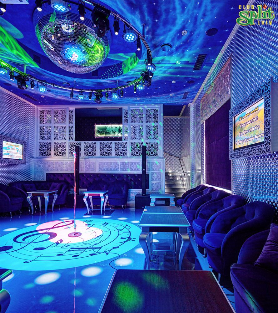 Gallery Interior of the karaoke club: photo №11