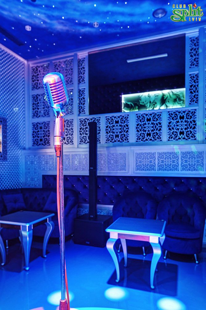 Gallery Interior of the karaoke club: photo №12