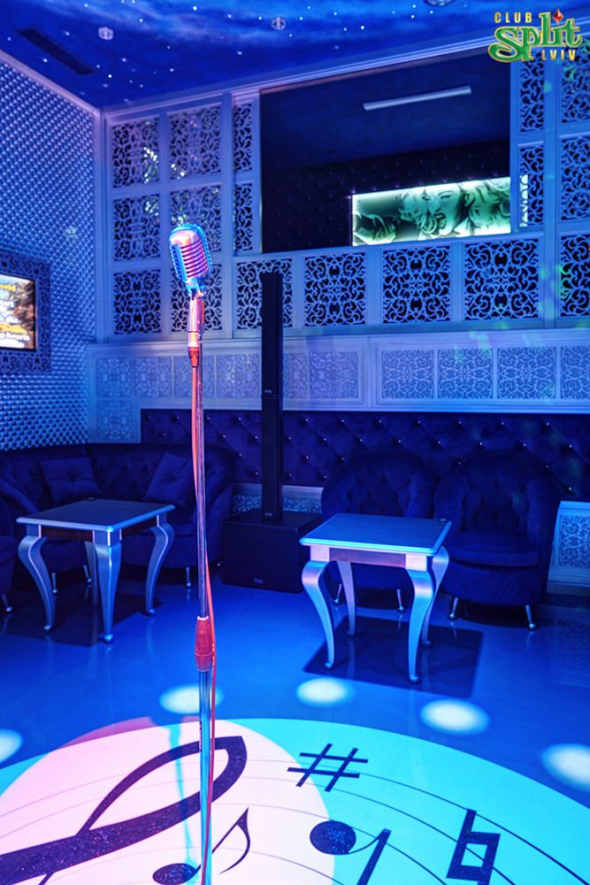 Gallery Interior of the karaoke club: photo №13