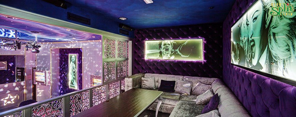 Gallery Interior of the karaoke club: photo №16