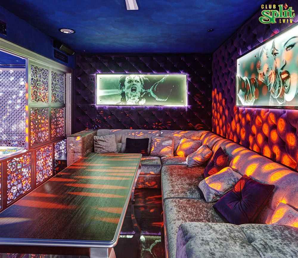 Gallery Interior of the karaoke club: photo №18