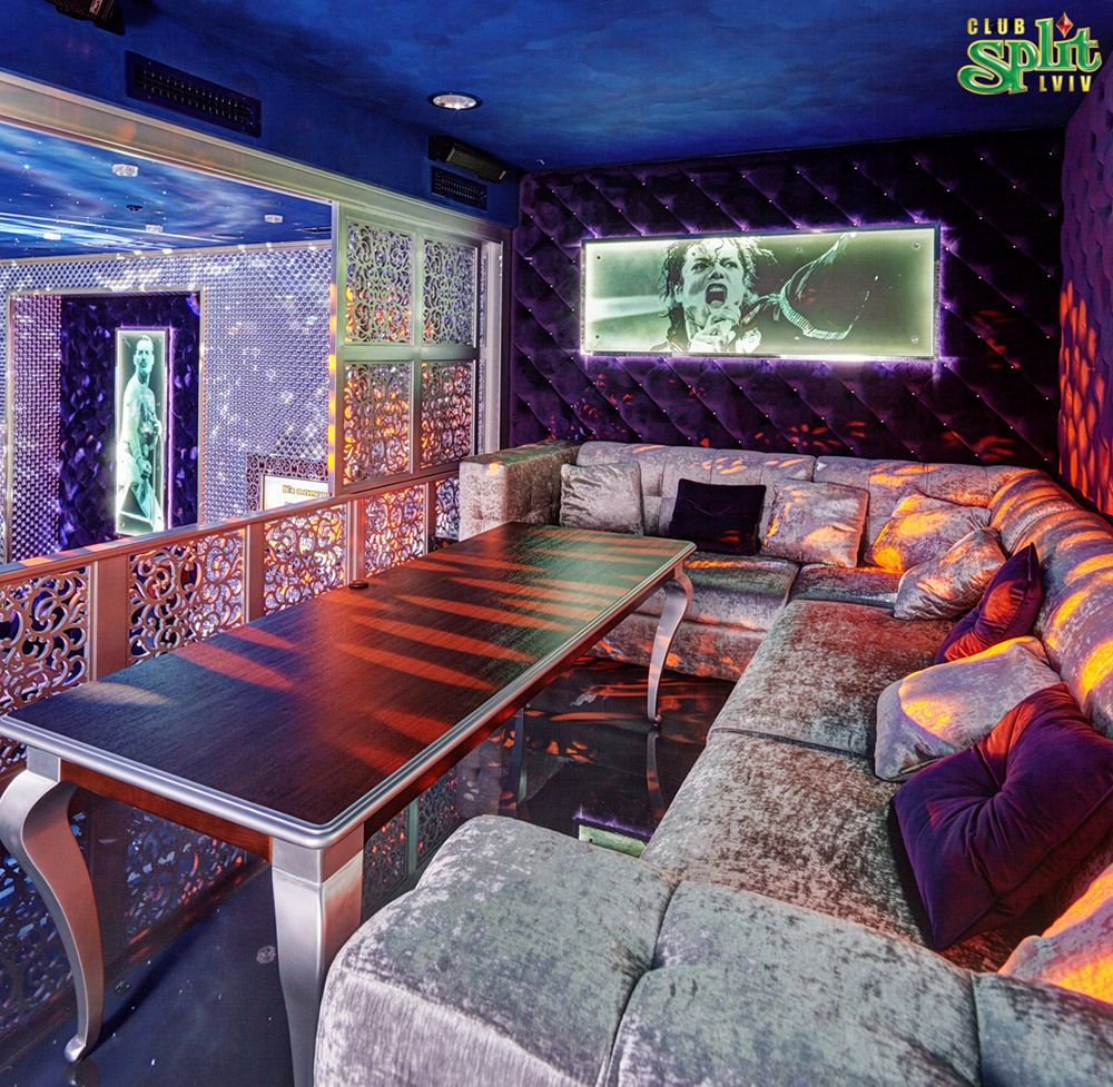 Gallery Interior of the karaoke club: photo №19