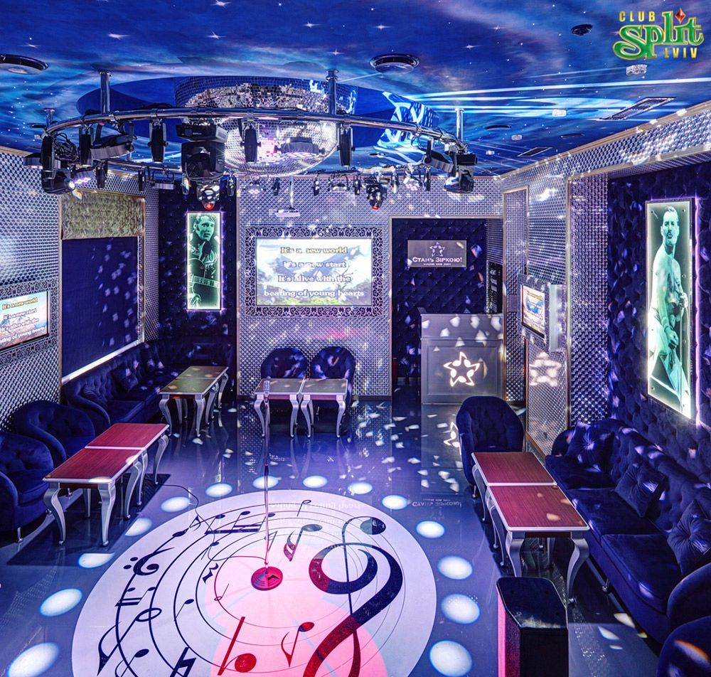 Gallery Interior of the karaoke club: photo №21