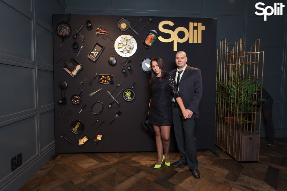 Gallery Split lights a new star – the opening of a fusion restaurant: photo №47
