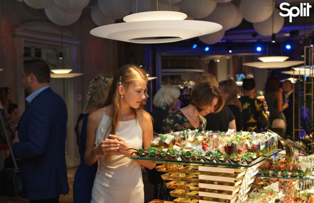 Gallery Split lights a new star – the opening of a fusion restaurant: photo №63