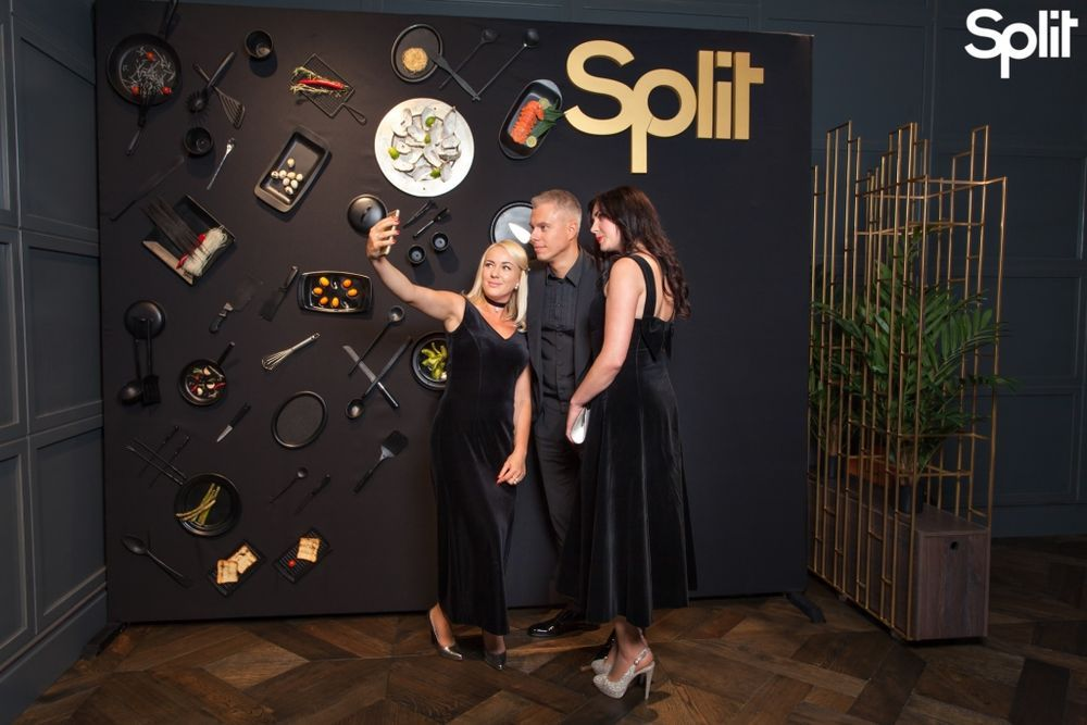 Gallery Split lights a new star – the opening of a fusion restaurant: photo №65