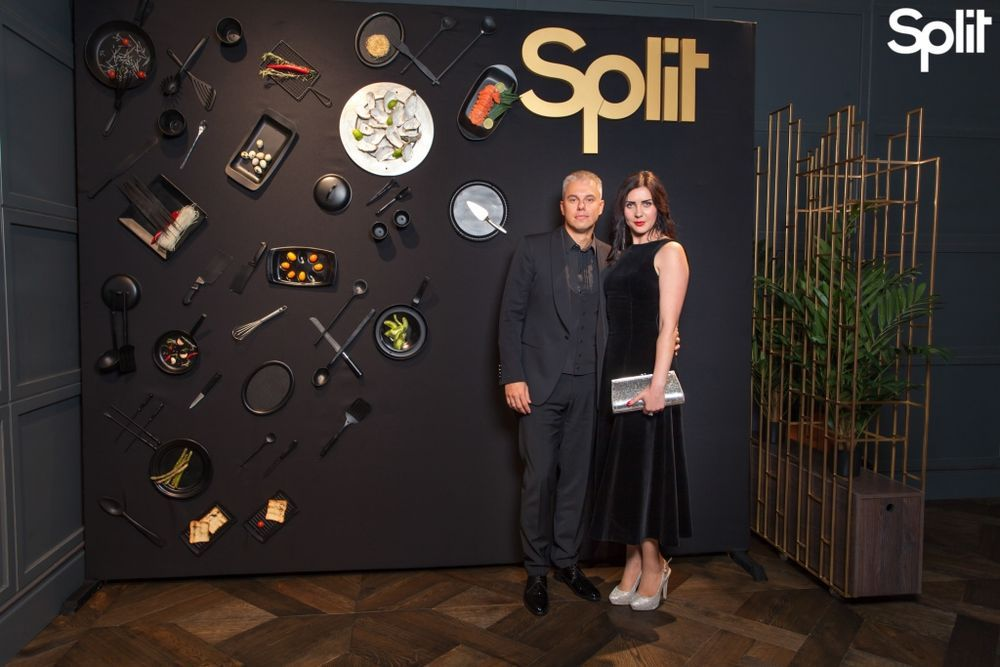 Gallery Split lights a new star – the opening of a fusion restaurant: photo №66
