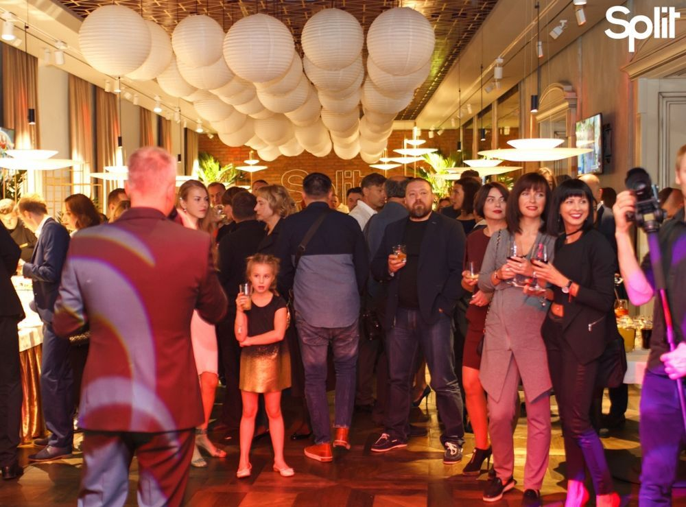 Gallery Split lights a new star – the opening of a fusion restaurant: photo №95