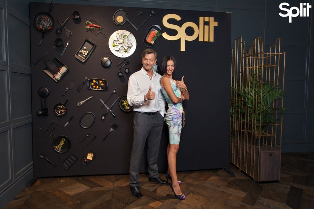 Gallery Split lights a new star – the opening of a fusion restaurant: photo №98
