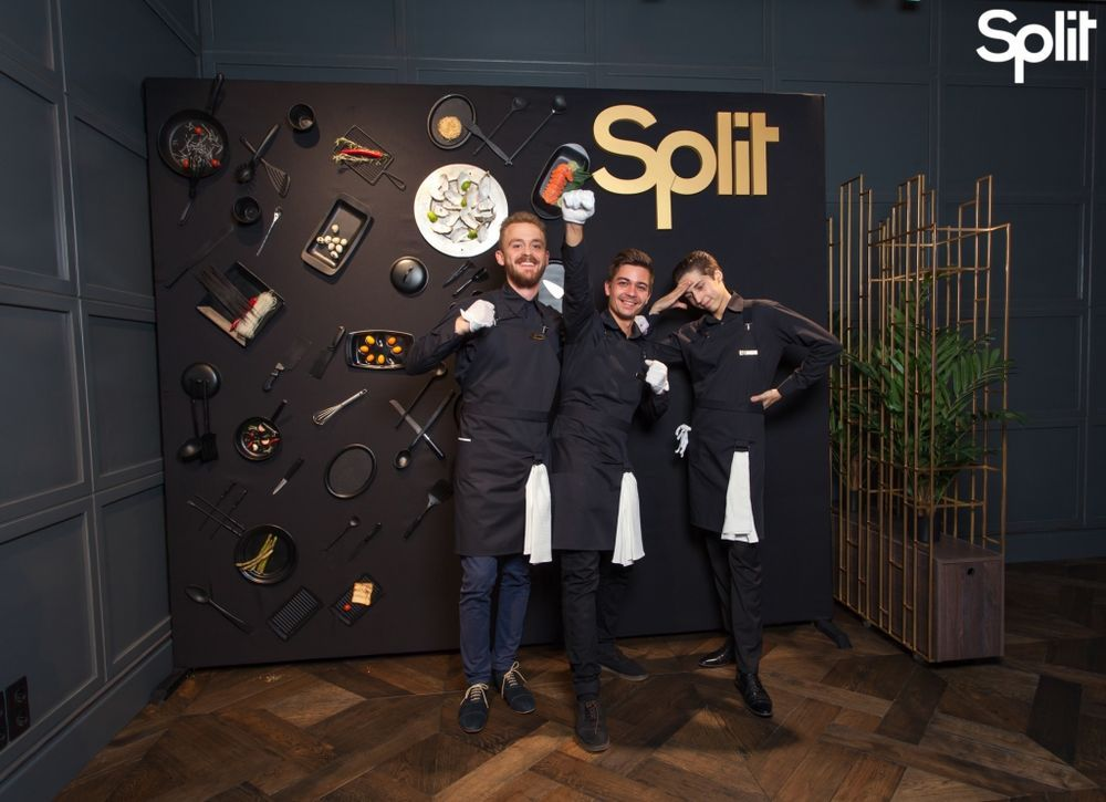 Gallery Split lights a new star – the opening of a fusion restaurant: photo №101