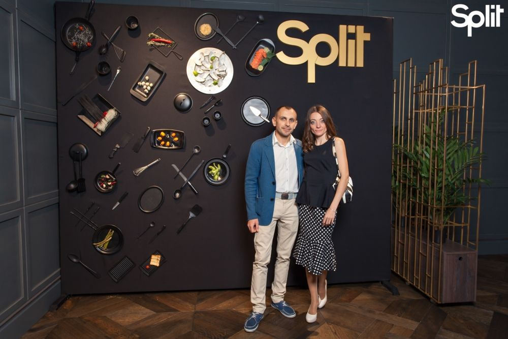 Gallery Split lights a new star – the opening of a fusion restaurant: photo №120