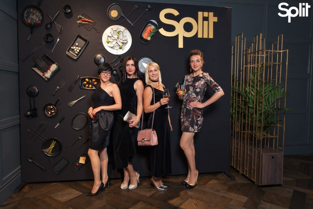 Gallery Split lights a new star – the opening of a fusion restaurant: photo №161