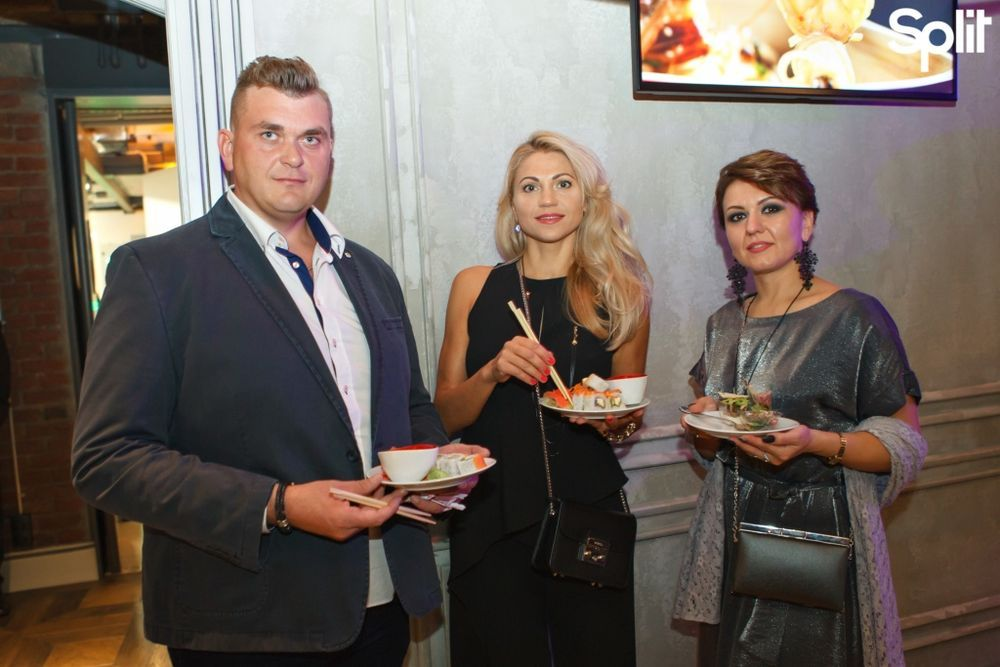 Gallery Split lights a new star – the opening of a fusion restaurant: photo №181