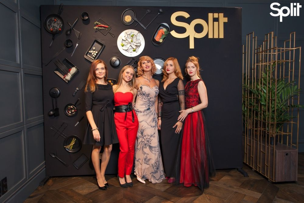 Gallery Split lights a new star – the opening of a fusion restaurant: photo №184