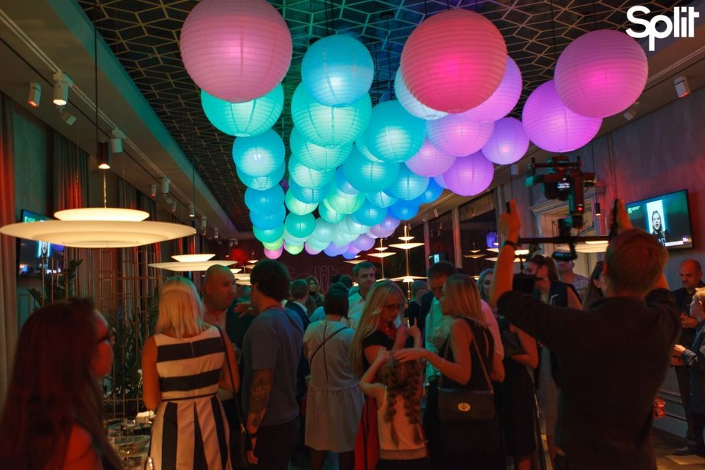 Gallery Split lights a new star – the opening of a fusion restaurant: photo №198