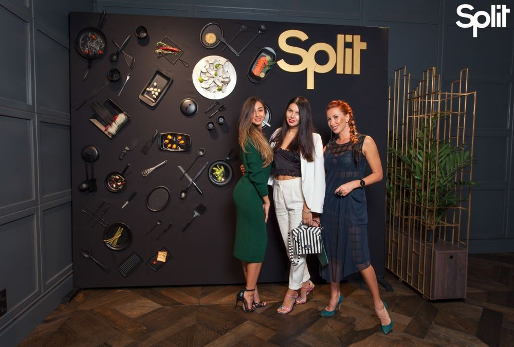 Gallery Split lights a new star – the opening of a fusion restaurant: photo №209