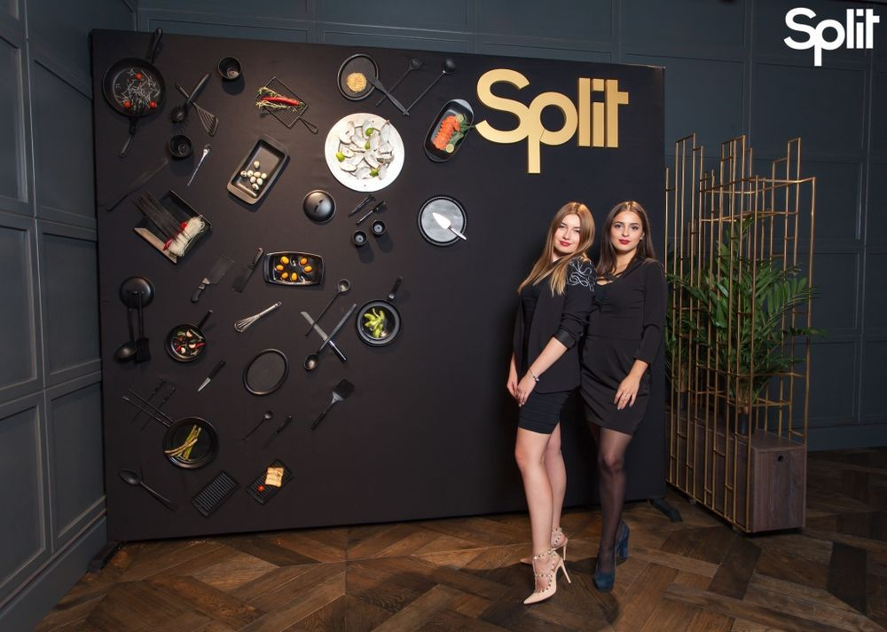 Gallery Split lights a new star – the opening of a fusion restaurant: photo №281