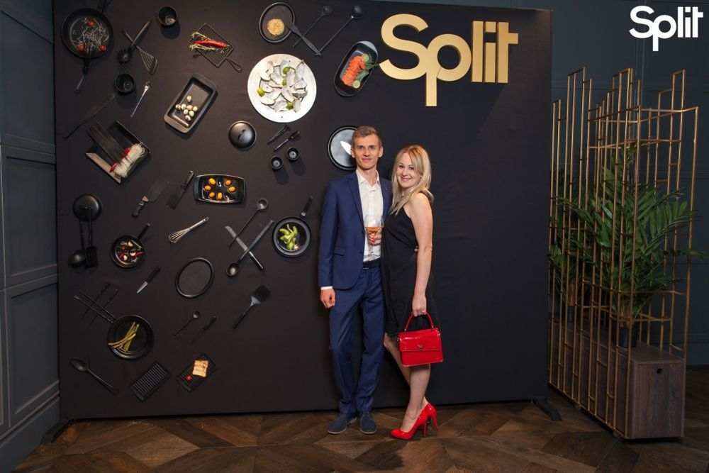 Gallery Split lights a new star – the opening of a fusion restaurant: photo №293