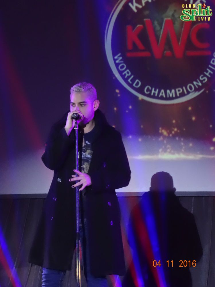 Gallery Karaoke World Championship, Vancouver: photo №18