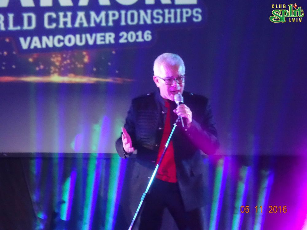 Gallery Karaoke World Championship, Vancouver: photo №21