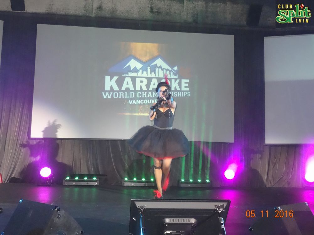 Gallery Karaoke World Championship, Vancouver: photo №25