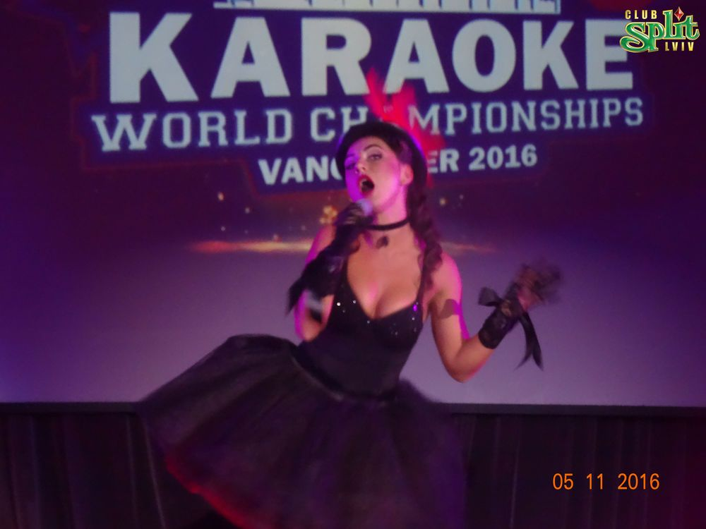 Gallery Karaoke World Championship, Vancouver: photo №28
