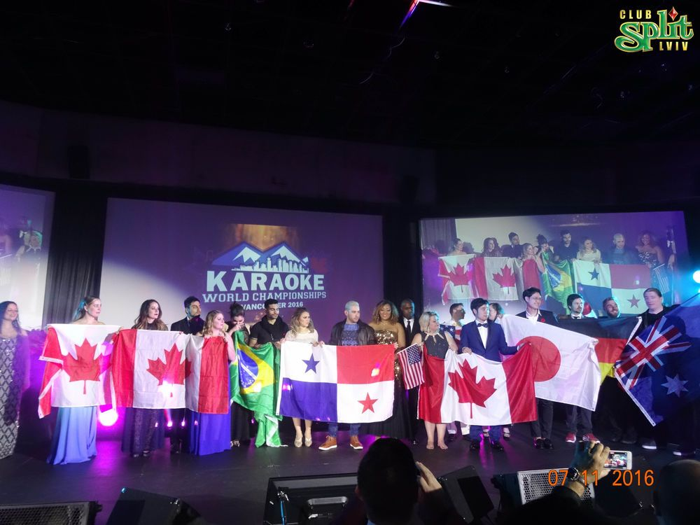 Gallery Karaoke World Championship, Vancouver: photo №58