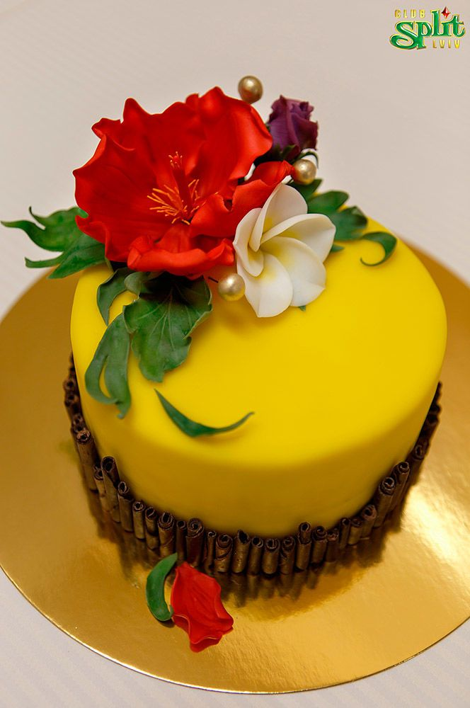 Gallery Cakes and sweets to order: photo №1