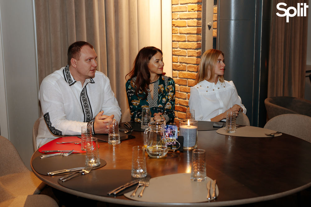 Gallery Fusion dinner with Split: photo №17