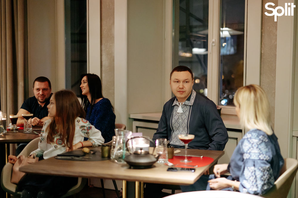 Gallery Fusion dinner with Split: photo №29