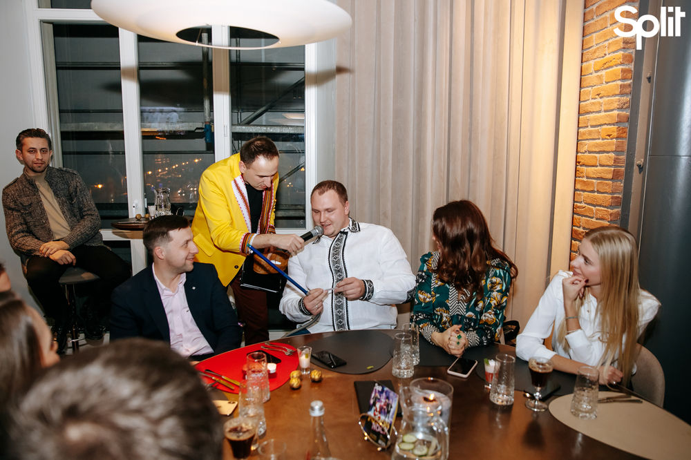 Gallery Fusion dinner with Split: photo №111