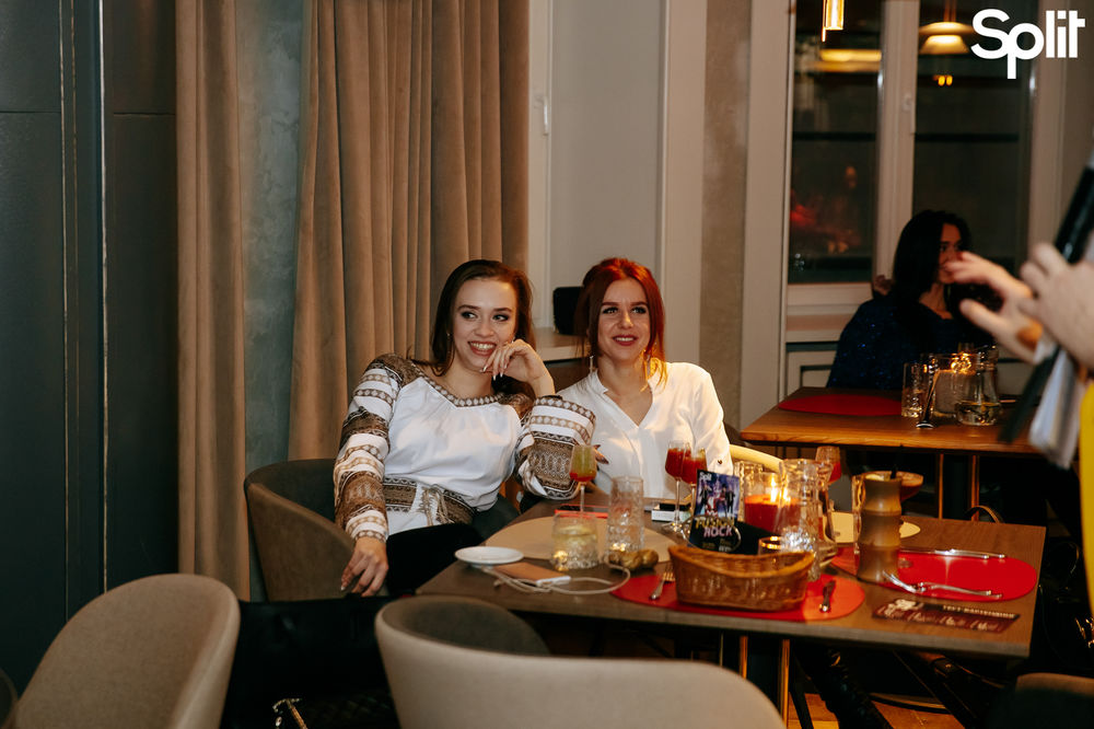 Gallery Fusion dinner with Split: photo №145